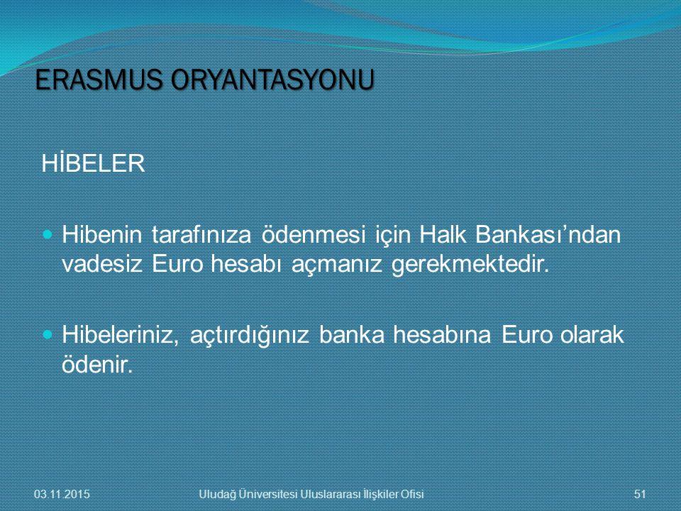 HİBELER Hibenin tarafınıza ödenmesi için Halk Bankası'ndan vadesiz Euro hesabı açmanız gerekmektedir. Hibeleriniz, açtırdığınız banka hesabına Euro ol