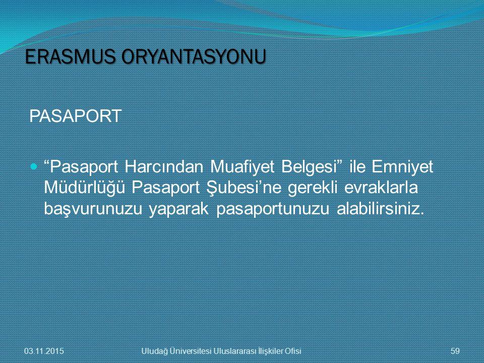 """PASAPORT """"Pasaport Harcından Muafiyet Belgesi"""" ile Emniyet Müdürlüğü Pasaport Şubesi'ne gerekli evraklarla başvurunuzu yaparak pasaportunuzu alabilirs"""