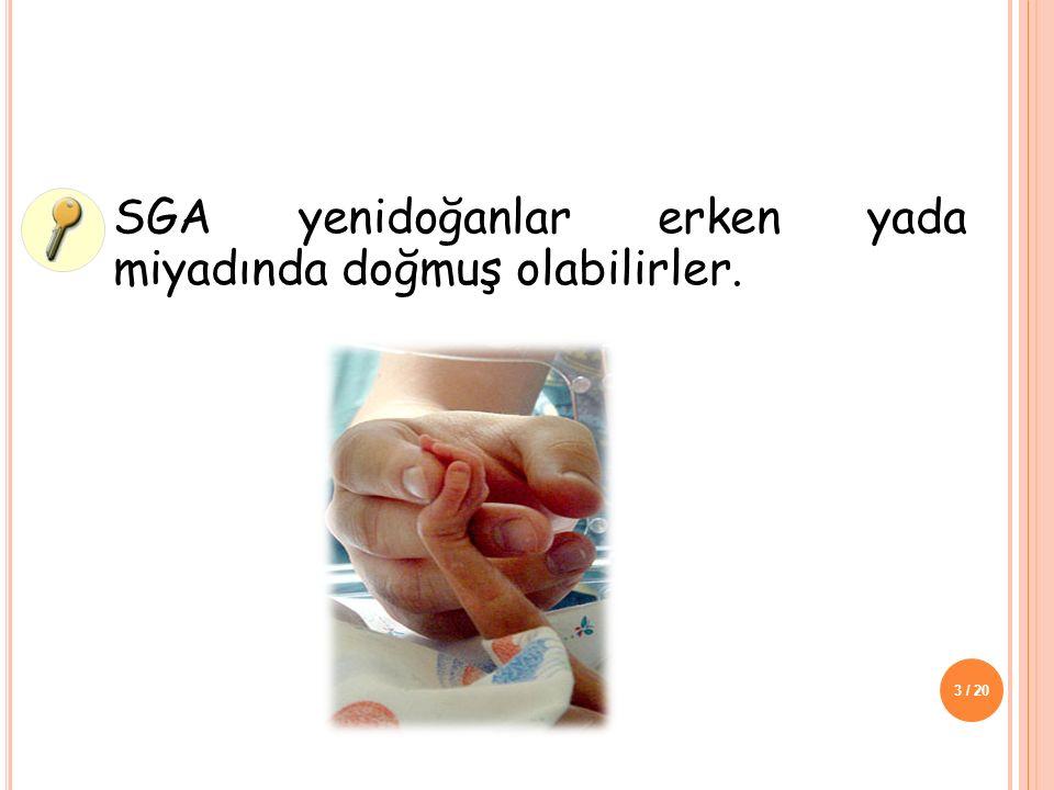 Bebeğin doğumda 2500 gramdan az olması Düşük Doğum Ağırlığı (Low Birth Weight-LBW) 4