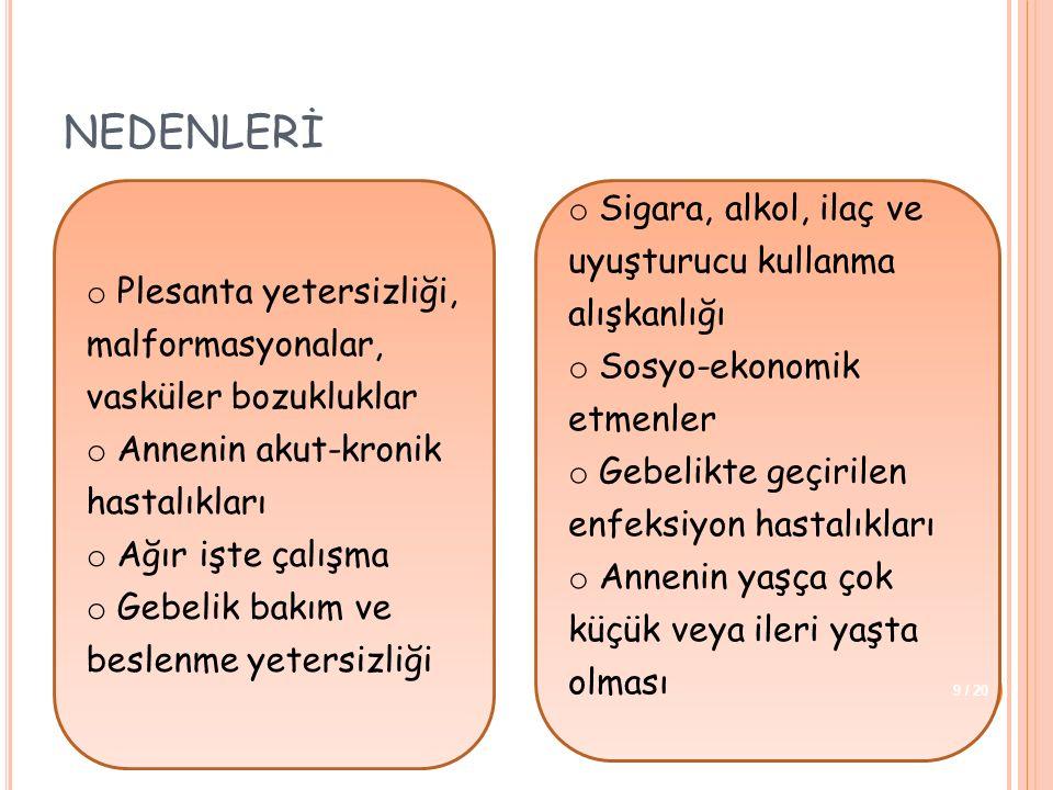 T EŞEKKÜRLER.. 20 / 20
