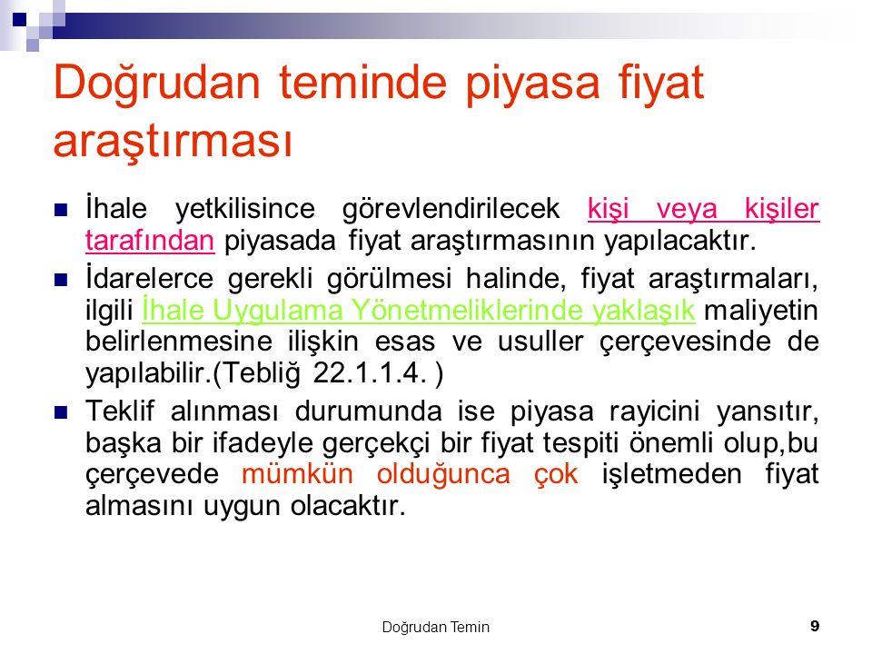 Doğrudan Temin 60 22/H BENDİ KAPSAMINDA YAPILACAK ALIMLAR 8/1/1943 tarihli ve 4353 sayılı Kanunun 22 ve 36 ncı maddeleri uyarınca Türk veya yabancı uyruklu avukatlardan hizmet alımları Fikri ve sınai mülkiyet haklarının ulusal ve uluslararası kuruluşlar nezdinde tescilini sağlamak için gerçekleştirilen hizmet alımları(5812) (Türk Patent Enstitüsü ile ilgili hizmet alımları)