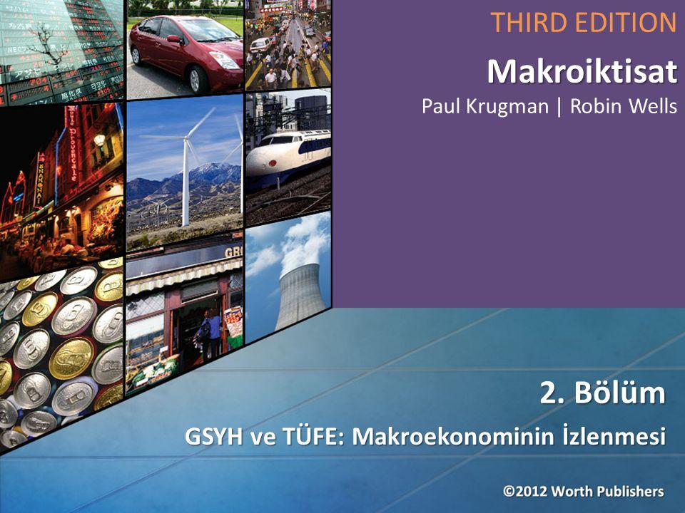 GSYH ve TÜFE: Makroekonominin İzlenmesi 2.
