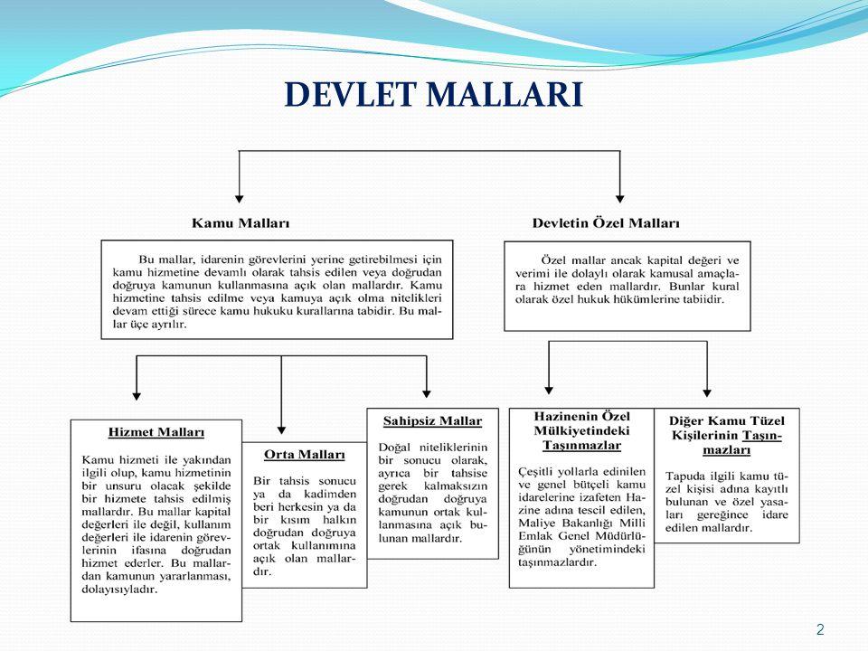 DEVLET MALLARI 2