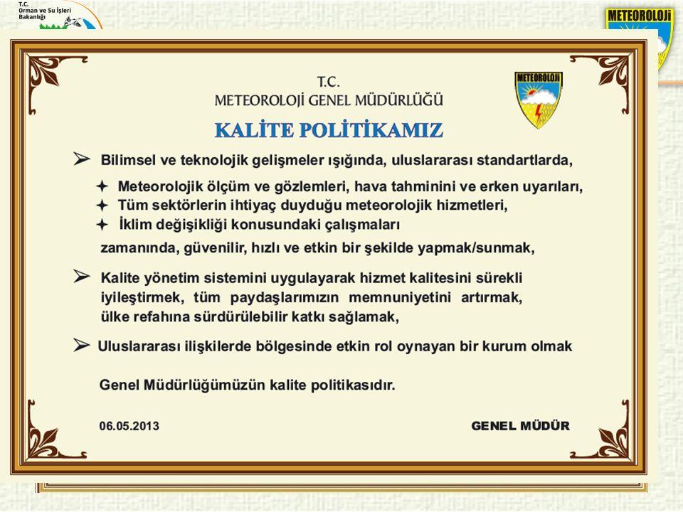 56 Kalite politikası