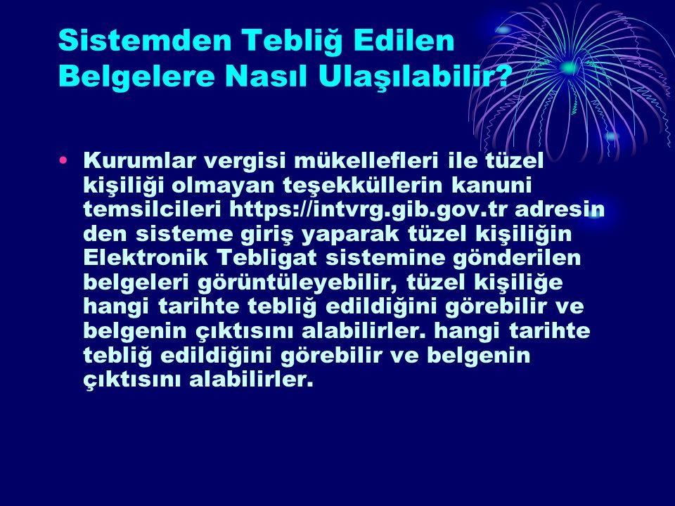 – Ayrıntılı Bilgi İçin: Mükellef Hizmetleri Daire Başkanlığı mukellefhizmetleri @gelirler.gov.tr www.