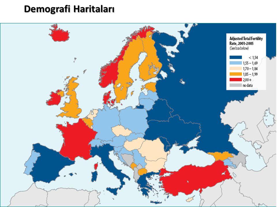 Demografi Haritaları