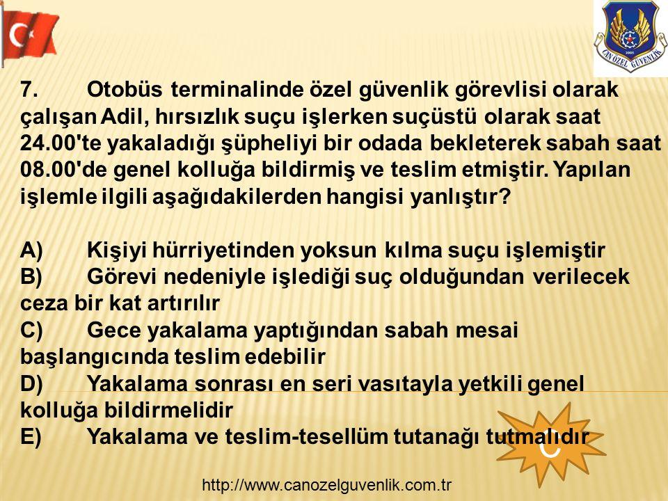 http://www.canozelguvenlik.com.tr B 57.Yabancı bir şirketin Türkiye'de özel güvenlik hizmeti verebilmesi hangi esasa tabidir.