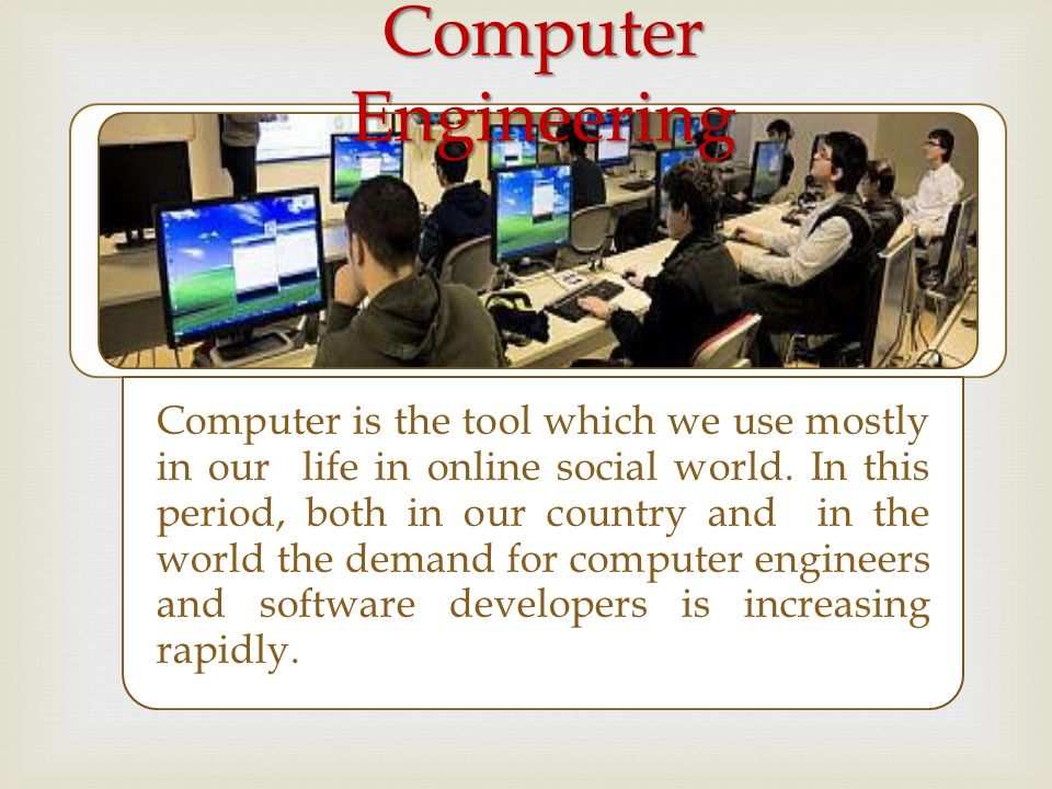  Computer is the tool which we use mostly in our life in online social world.