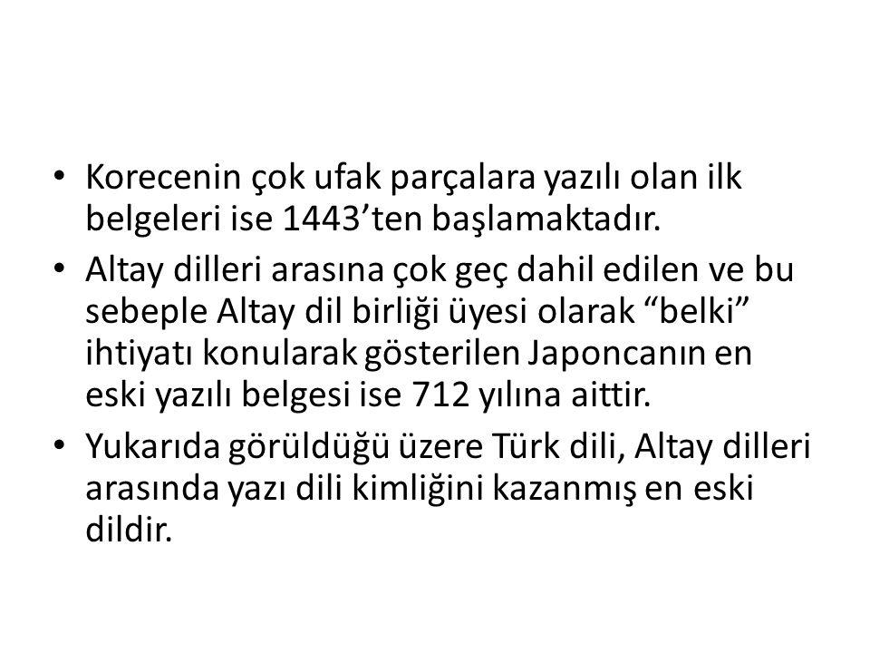 Ana Türkçe ve Ana Çuvaşça Dönemi Bizans kaynakları, Oguz grubuna girenlerin Bizans'la olan ilişkilerini de anlatmaktadır.