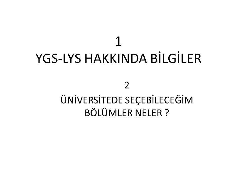 2016 LYS Matematik Konuları Soru Dağılımı 2.Dereceden Denklemler (1 Soru) Çarpanlara Ayırma (1 Soru) Eşitsizlik Çözümü (2 Soru) OKEK-OBEB (1 Soru) Özel Tanımlı Fonksiyonlar (4 Soru) Reel Sayılarda İşaret İncelenmesi (1 Soru) İşlem (1 Soru) Polinom (2 Soru) Permütasyon-Fonksiyon (1 Soru) Fonksiyon (1 Soru) Eşitsizlik Sisteminin Analitik Düzlemde Gösterimi (1 Soru) Olasılık (1 Soru) Trigonometri (4 Soru) Karmaşık Sayılar (4 Soru) Logaritma (4 Soru) Diziler (3 Soru) Determinant (1 Soru) Matris (1 Soru) Lineer Denklem Sistemleri (1 Soru) Limit (3 Soru) Türev (7 Soru) İntegral (5 Soru) TOPLAM : 50 Soru 2016 LYS Geometri Konuları Soru Dağılımı Üçgende Açı (2 Soru) Üçgende Alan (1 Soru) Eşkenar Üçgen (1 Soru) İkizkenar Üçgen (1 Soru) Dik Üçgen (1 Soru) Dikdörtgen (1 Soru) Paralelkenar (2 Soru) Kare (2 Soru) Yamuk (1 Soru) Çemberde Açı (1 Soru) Çemberde Uzunluk (1 Soru) Dairede Alan (1 Soru) Çokgende Açı (1 Soru) Silindir (1 Soru) Koni (1 Soru) Uzayda Doğru Ve Düzlemler (1 Soru) Doğrunun Analitik İncelenmesi (4 Soru) Çemberin Geometrik Yeri (1 Soru) Vektörler (2 Soru) Çevresel Çemberin Çizimi (1 Soru) TOPLAM: 30 Soru