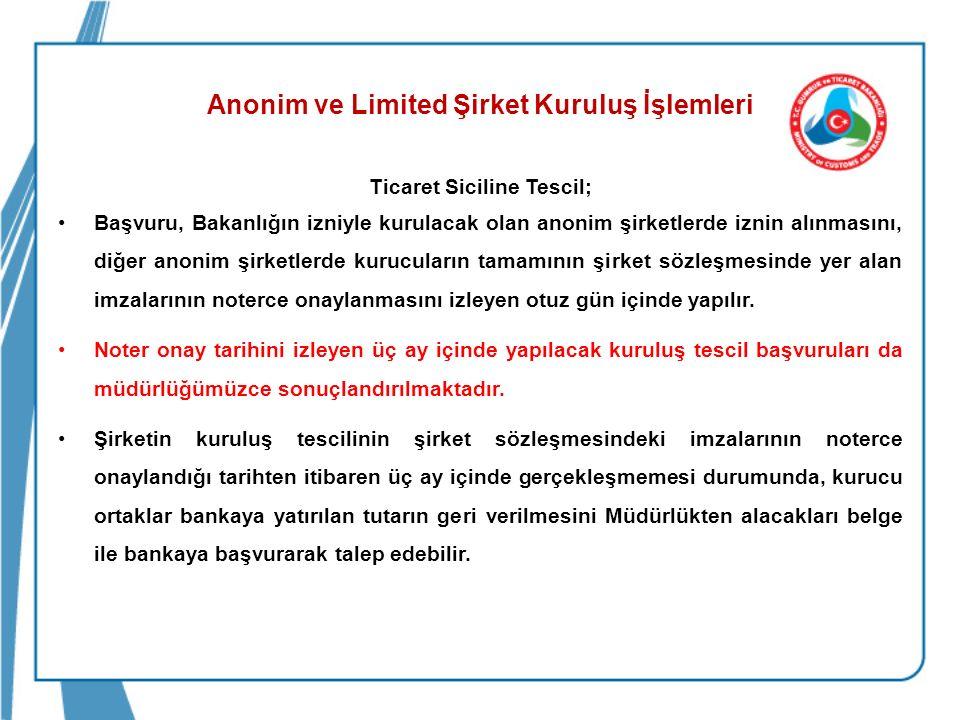 Anonim ve Limited Şirkette Tek Kişi 6102 Sayılı TTK ile, artık tek kişilik limited ve anonim şirket kuruluşu hukuken mümkündür.