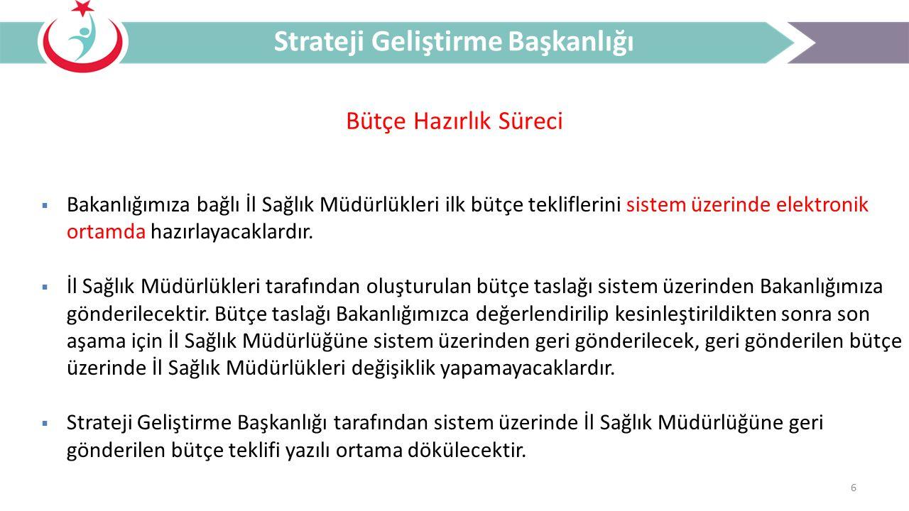 17 Kurum Bilgileri Güncelleme Strateji Geliştirme Başkanlığı  Lütfen Dikkat.