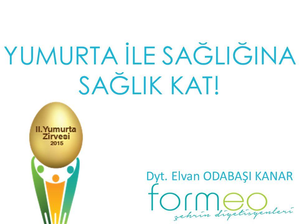 Sağlıklı beslenmede doymuş yağı azaltacak diyet önerileri; Her gün 1 yumurta tüketin.