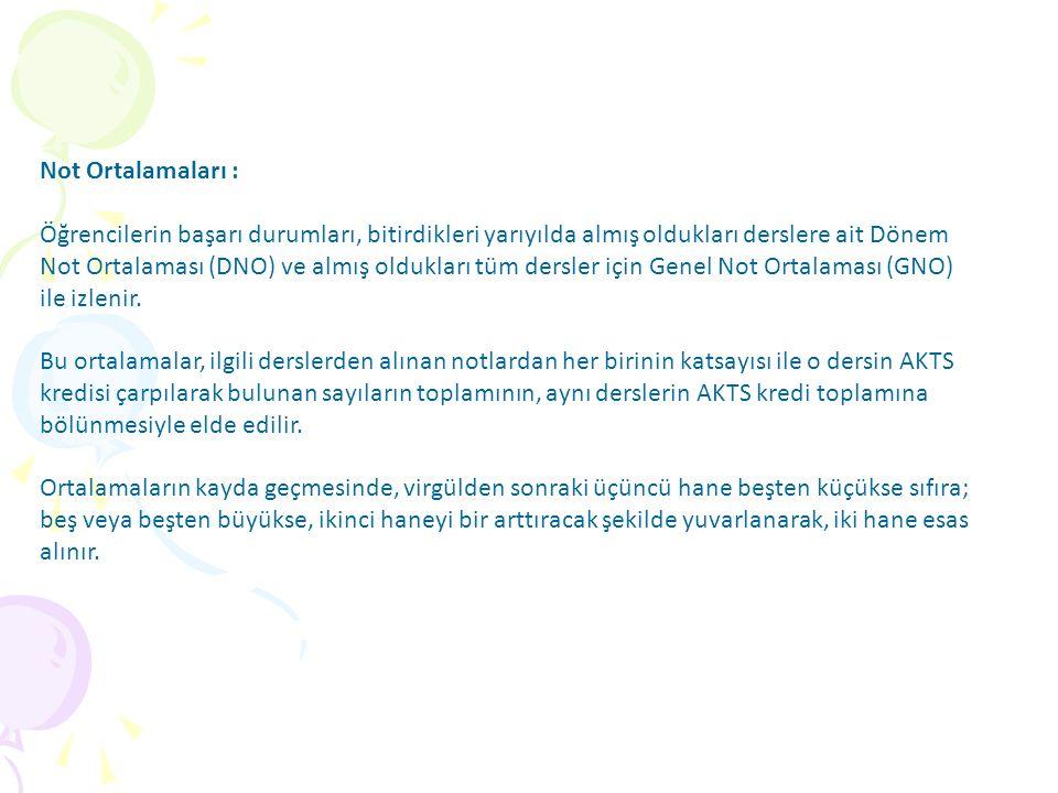 DersAKTSNOTKatsayı AKTS X Katsayı Atatürk İlk.ve İnk.