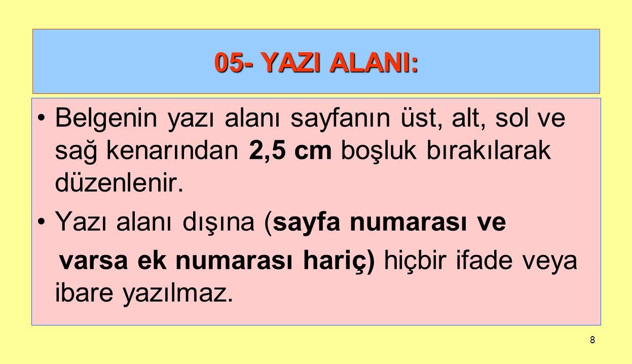 69 ÖRNEK- 4: O L U R 31/03/2015İmza Kadir TOPBAŞ Büyükşehir Belediye Başkanı Uygun görüşle arz ederim.