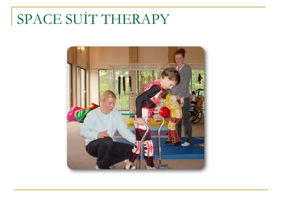 SPACE SUİT THERAPY