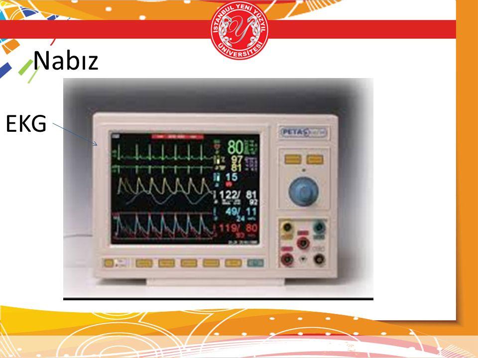 Nabız EKG