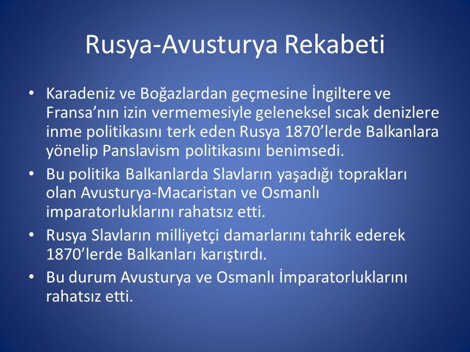 BARIŞ ANTLAŞMALARI ABD'nin liberal idealizmi ile İngiltere ve Fransa'nın klasik Avrupa siyasetinin (reelizm) çatışması Versailles Antlaşması (Almanya), Alsace Lorraine, Silahsızlanma, tazminat, sömürgeler, Polonya bağımsız Saint Germain (Avusturya) Macaristan, Çekoslovakya ve Yugoslavya bağımsız, Bosna-Hersek Yugoslavya'ya, Galiçya Polonya'ya Neully (Bulgaristan) Ege bağlantısının kesilmesi, Batı Trakya Yunanistan'a, Trianon (Macaristan) Transilvanya Romanya'ya Sevr (Osmanlı) Şark meselesi, Boğazlar komisyonu, İzmir ve çevresi Yunanistan'a, Doğu'da bağımsız Ermenistan, Özerk Kürdistan, Suriye, Irak, Filistin bağımsız (manda), terhis, Düyun-ı Umumiye, Kapitülasyonlar, Azınlık hakları Manda: Gelişmemiş bir ülkenin gelişinceye kadar gelişmiş büyük bir devletin vekaleti altında bulunması