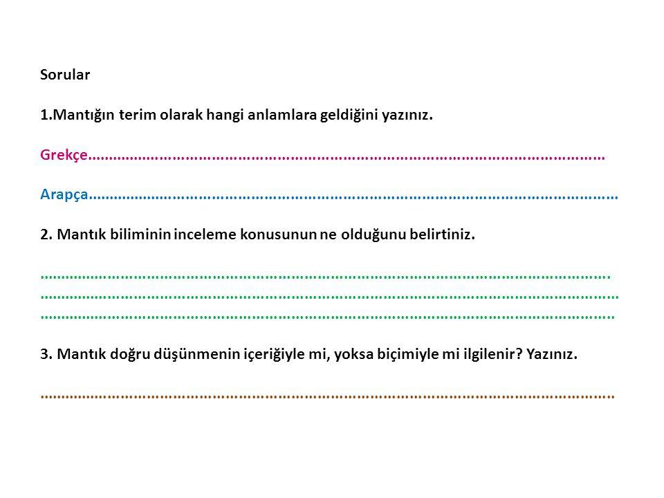 Aşağıdaki görsellerin altlarına benzerlik, eşitlik, özdeşlik kavramlarından uygun olanını yazınız.