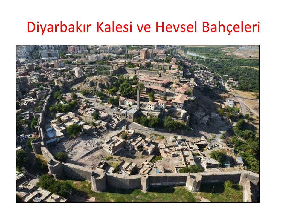 Diyarbakır Kalesi ve Hevsel Bahçeleri