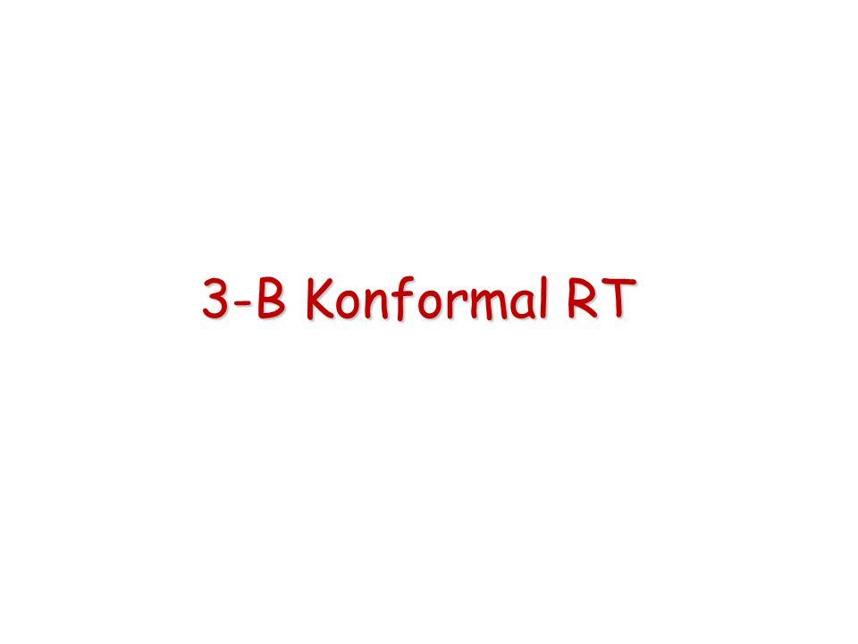 3-B Konformal RT