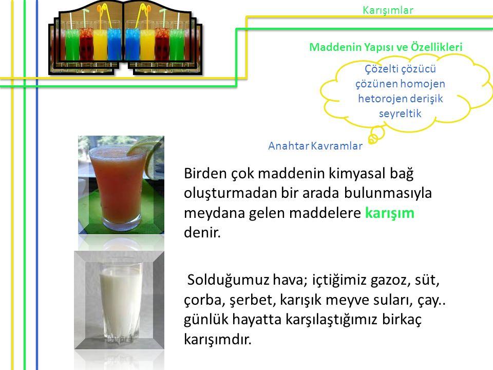 Moleküllü çözeltiler Alkol ve şeker gibi maddeler suda çözündüklerinde tamamen parçalanma gerçekleşmez, iyonize olmazlar.
