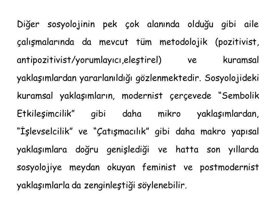 Sosyal Feminizm: Onlara göre özel alan siyasaldır.
