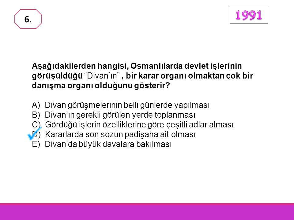 Aşağıdakilerden hangisi, Osmanlılarda devlet işlerinin görüşüldüğü Divan'ın , bir karar organı olmaktan çok bir danışma organı olduğunu gösterir.
