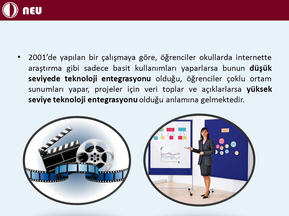 Araştırmacılar okullara uygun teknolojinin entegre edilmesi ve kullanılması için teknoloji planı modelleri geliştirmişlerdir.