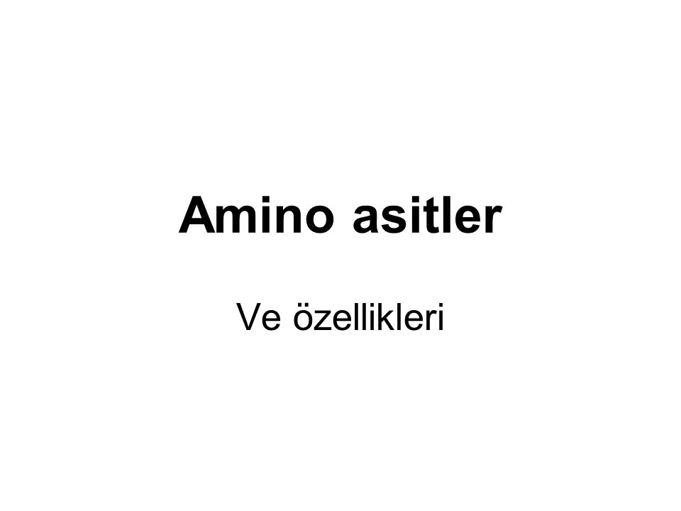 Amino asit türevlendirmesi: PTC Amino asit Fenilizotiyosiyonat fenyltiyokarbamil–amino asit