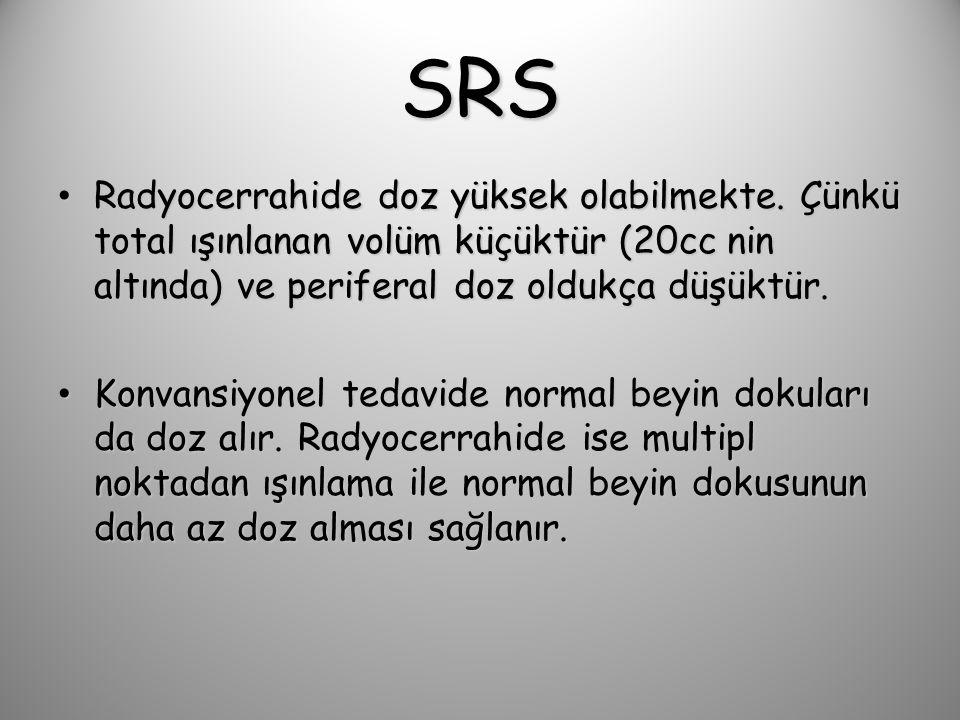 Stereotaktik radyocerrahi, dokuda diğer radyoterapi yöntemleri gibi etki ediyor.