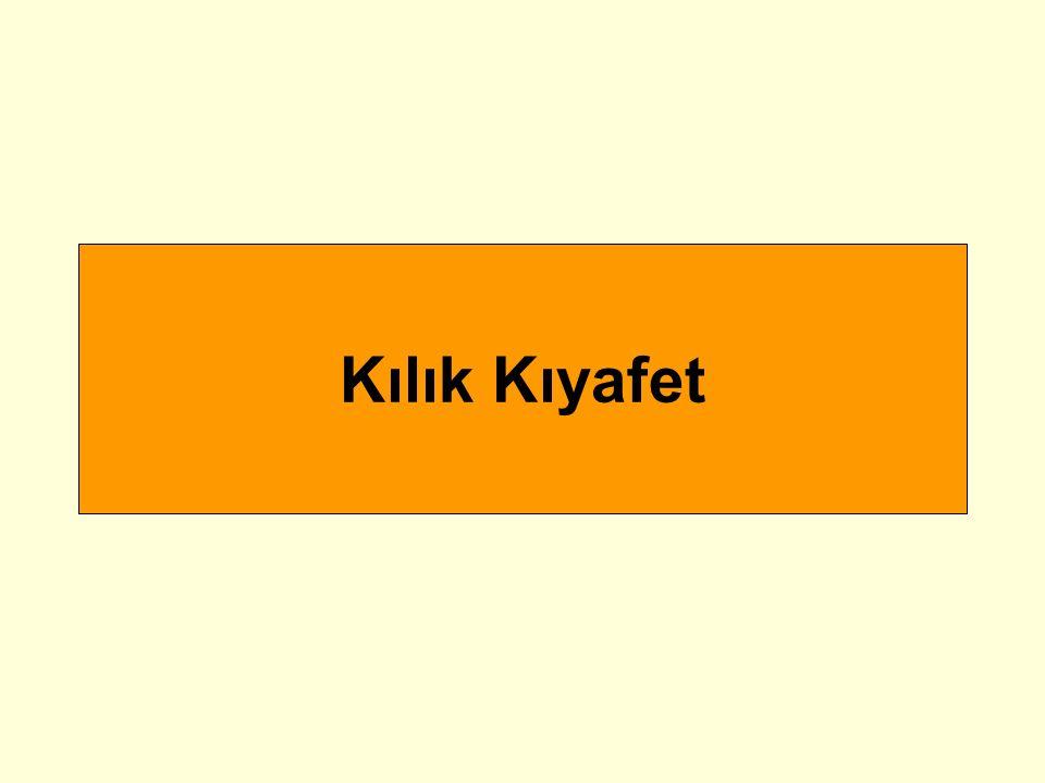 Kıyafet mecburiyeti: 657 s.DMK-Ek Madde 19 – (12/5/1982 - 2670/42 md.