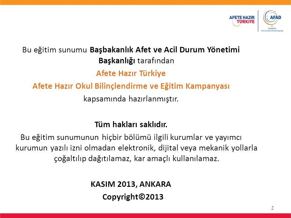 Türkiye'de Levha-Fay İlişkisi