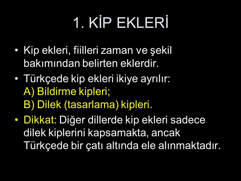 4.GENİŞ ZAMAN KİPİ 4.