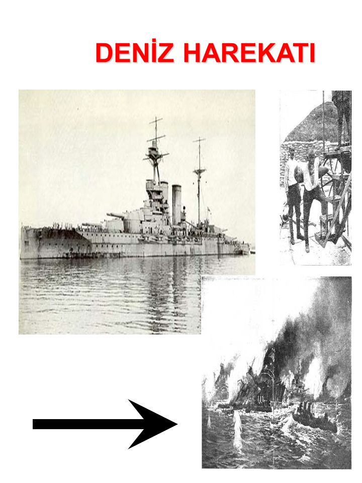 25 Nisan 1915 Müttefik Devletler Donanması'nın 18 Mart 1915'de Çanakkale Boğazı'na karşı giriştiği birleşik deniz harekatının başarısızlıkla sonuçlanmasından sonra, General Hamilton Lord Kitchener'e, donanmanın desteğinde yapılacak ortak bir kara harekatı olmadan, güçlü Türk savunmasının kırılıp, Boğaz'ın donanmayla geçilmesinin olanaksız olduğunu bildirir.