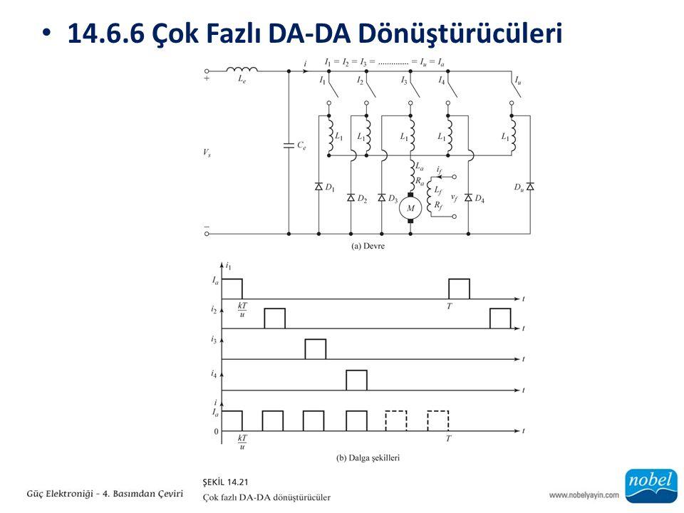 14.6.6 Çok Fazlı DA-DA Dönüştürücüleri