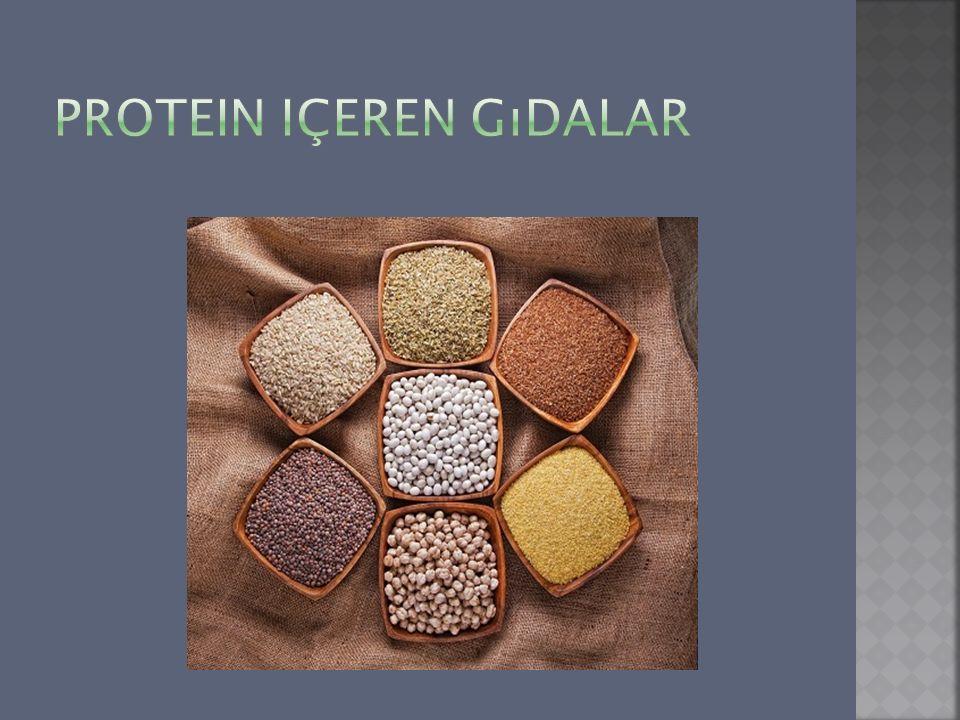 Şeker içeriği düşük besinler seçilmeli; rafine şeker kullanımı ve şekerli besin tüketimi azaltılmalıdır.