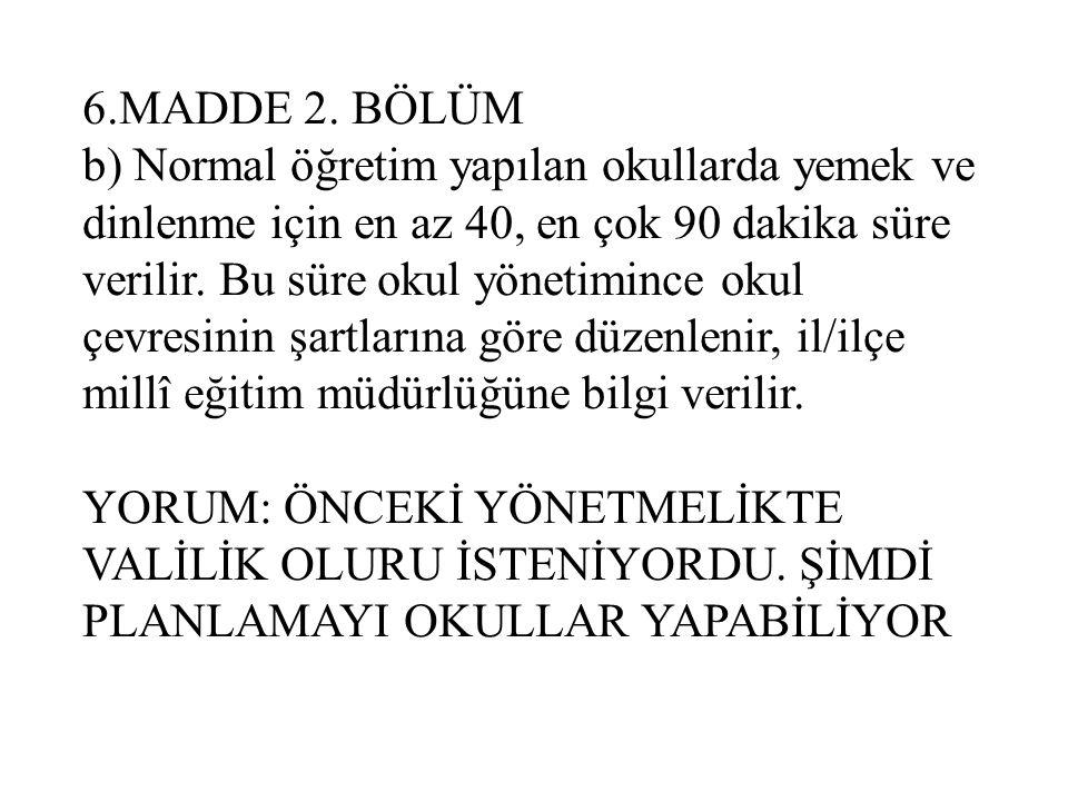 6.MADDE 2.