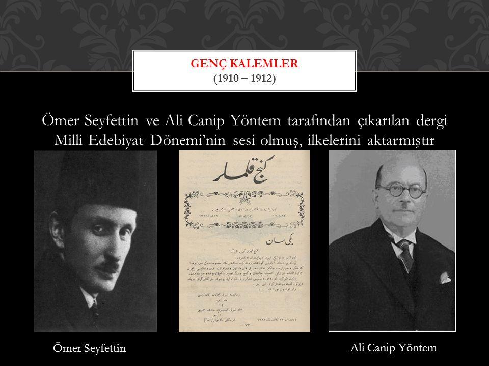 İslam ın dirilişi genel konusunun işlendiği dergide Cahit Zarifoğlu ve İsmet Özel 'de yazı yazmışlardır.