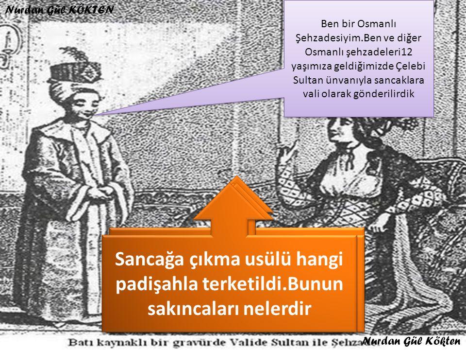 Osmanlı Devleti'nde hükümdarlığa hanedan ailesinden kimin geçeceği konusunda bir kural var mıdır.