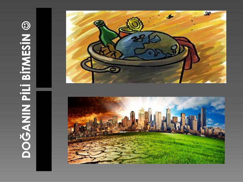 Toprak kirliliği 2 çeşittir: pozitif ve negatif.