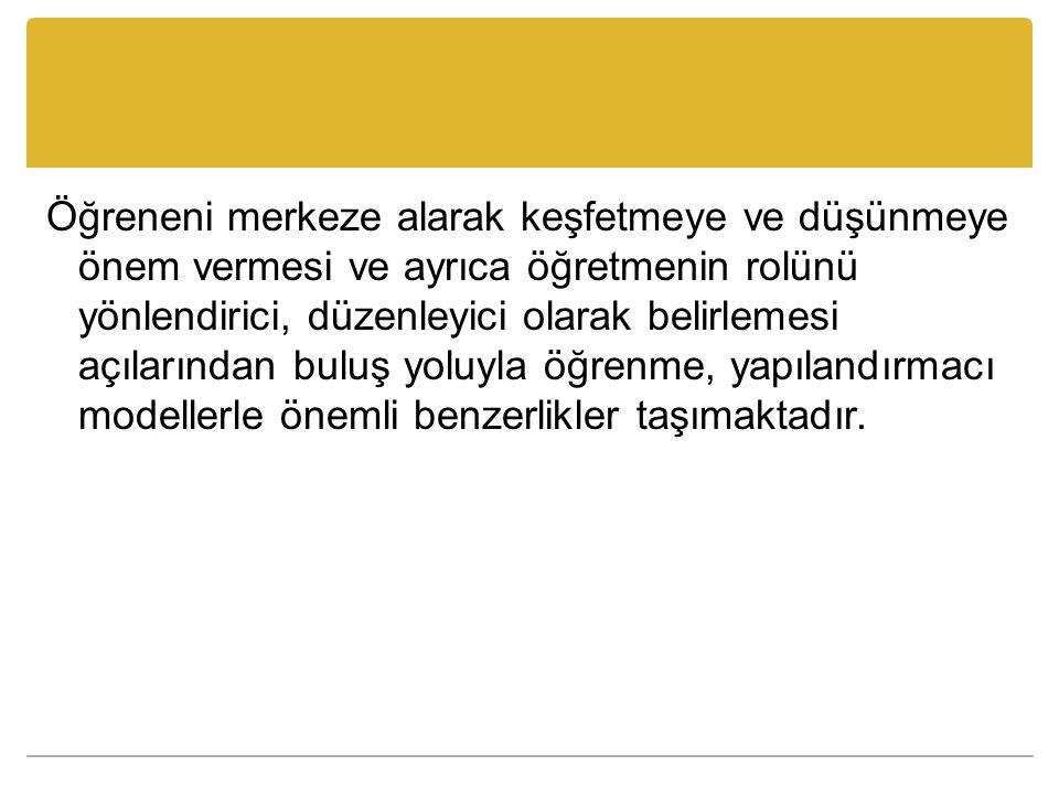 Kaynaklar Bilen, M.(1996). Plandan Uygulamaya Öğretim.