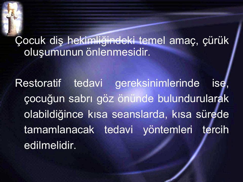 ÇOCUK HASTA BAKAN DİŞ HEKİMİNİN MİSYONU!!!
