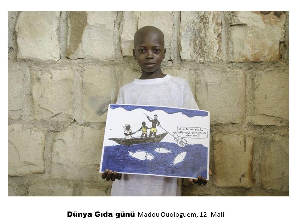 Dünya Gıda günü Madou Ouologuem, 12 Mali
