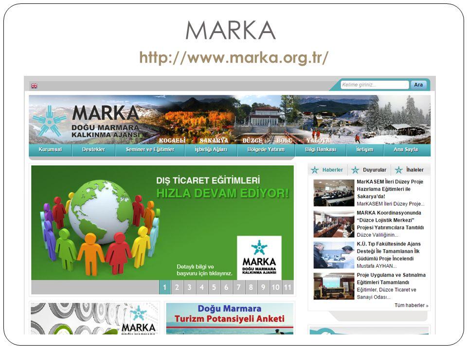 MARKA http://www.marka.org.tr/