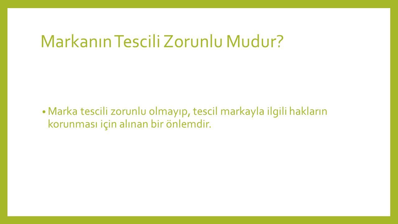 Marka Nasıl Tescil Edilir.Marka tescili için yetkili kurum Türk Patent Enstitüsü'dür.