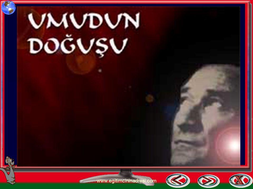 3.Bir süre sonra yurdumuza işgale başladılar. 4.Önce sarayı işgal edip padişahı etkisiz hale getirdiler. www.egitimcininadresi.com