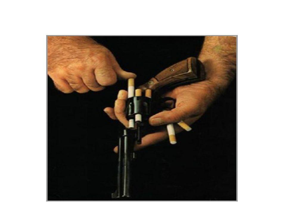 Birçok ölümcül hastalığa neden olan sigara, çok uzun yıllardan beri zevk verici bir alışkanlık ya da daha doğru bir deyişle, bağımlılık maddesi olarak toplumda yaygın olarak tüketilmektedir.