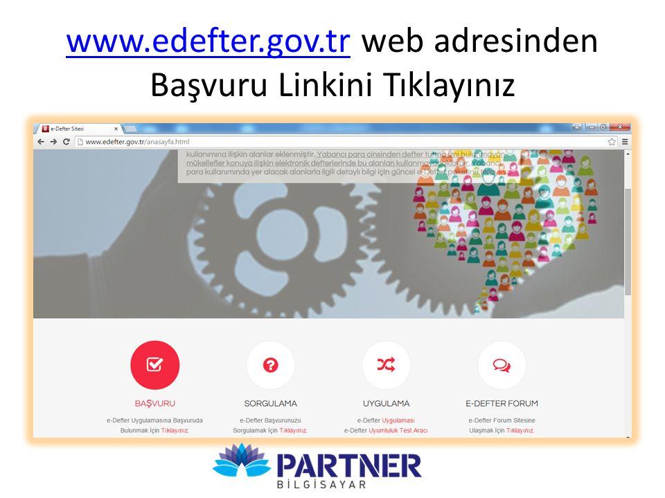www.edefter.gov.trwww.edefter.gov.tr web adresinden Başvuru Linkini Tıklayınız