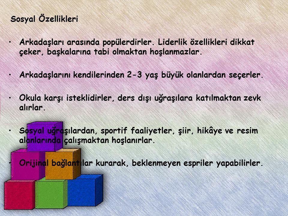 3.ve 4.SINIF DÜZEYİ 3. ve 4.